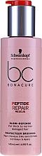 Voňavky, Parfémy, kozmetika Ochranný krém na vlasy - Schwarzkopf Heat Protector BC Peptide RR Blow Defense