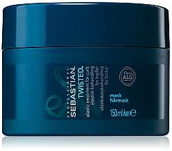 Voňavky, Parfémy, kozmetika Maska na kučeravé vlasy - Sebastian Professional Twisted Elastic Treatment