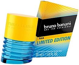 Voňavky, Parfémy, kozmetika Bruno Banani Man Limited Edition 2021 - Toaletná voda