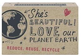 Voňavky, Parfémy, kozmetika Mydlo na ruky - Bath House Barefoot and Beautiful Hand Soap She`s Beautiful! Bergamot