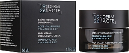 Voňavky, Parfémy, kozmetika Multivitamínový hydratačný krém - Academie Creme Hydratante Survitaminee