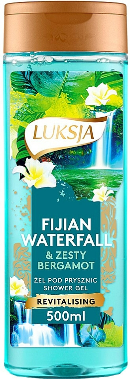 Sprchový gél - Luksja Fijian Waterfall Shower Gel