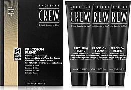 Voňavky, Parfémy, kozmetika Systém maskujúci sivé vlasy (úroveň 7-8) 3x40 ml - American Crew Precision Blend Light