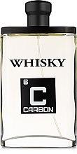 Voňavky, Parfémy, kozmetika Evaflor Whisky Carbon Pour Homme - Toaletná voda