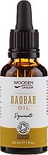 Voňavky, Parfémy, kozmetika Baobabový olej - Wooden Spoon Baobab Oil