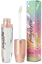 Voňavky, Parfémy, kozmetika Lesk na pery - Folly Fire Astral Trip Iridescent Lip Gloss