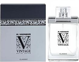 Voňavky, Parfémy, kozmetika Al Haramain Vintage Classic - Parfumovaná voda