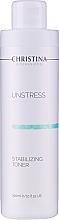 Voňavky, Parfémy, kozmetika Regeneračný tonikum súvaha - Christina Unstress Stabilizing Toner