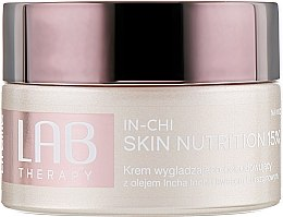 Regeneračný vyhladzovací nočný krém na tvár - Lirene Lab Therapy Nourishment In-Chi Skin Nutrition 15% — Obrázky N2