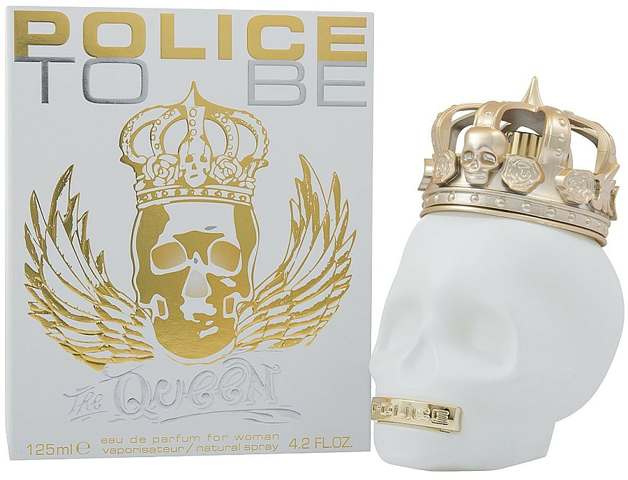 Police To Be The Queen - Parfumovaná voda