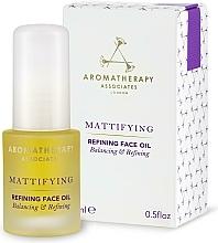 Voňavky, Parfémy, kozmetika Zmatňujúci čistiaci olej na tvár - Aromatherapy Associates Mattifying Refining Face Oil