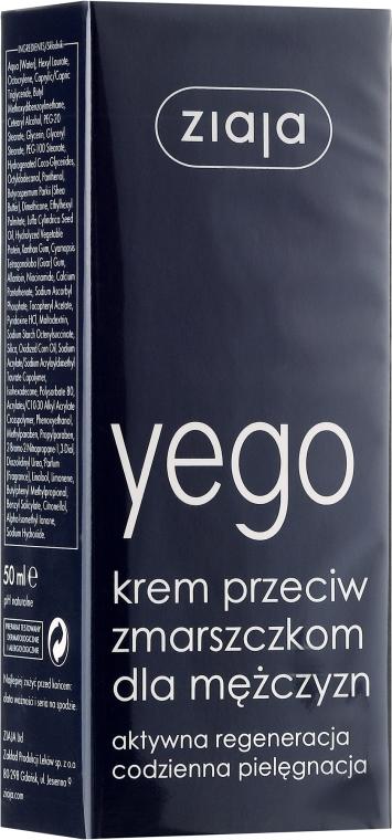 Krém proti vráskam pre mužov - Ziaja Anti-wrinkle cream for men
