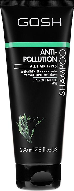 Šampón na vlasy - Gosh Anti-Pollution Shampoo