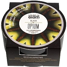Voňavky, Parfémy, kozmetika Vonná sviečka - House of Glam Black Opium Candle (mini)