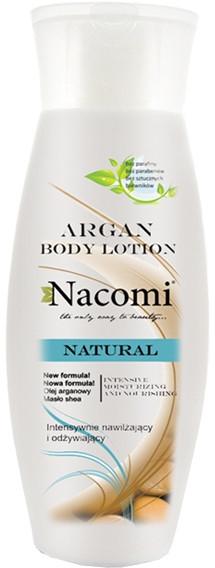 Telové mlieko - Nacomi Argan Body Lotion — Obrázky N1