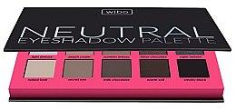Voňavky, Parfémy, kozmetika Paleta tieňov na viečka - Wibo Neutral Eye Shadow Palette