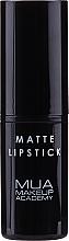 Voňavky, Parfémy, kozmetika Matný rúž na pery - MUA Makeup Academy Matte Lipstick