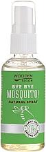 Voňavky, Parfémy, kozmetika Prostriedok proti hmyzu - Wooden Spoon Bye Bye Mosquito Insect Repellent