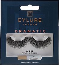 Voňavky, Parfémy, kozmetika Falošné riasy №202 - Eylure Dramatic