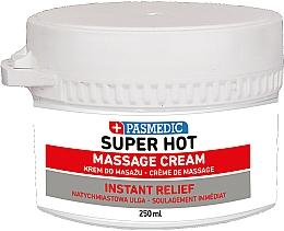 Voňavky, Parfémy, kozmetika Super horúci masážny krém na telo - Pasmedic Super Hot Massage Cream
