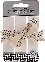 Voňavky, Parfémy, kozmetika Francúzska spona do vlasov, béžová - Top Choice Fashion Design