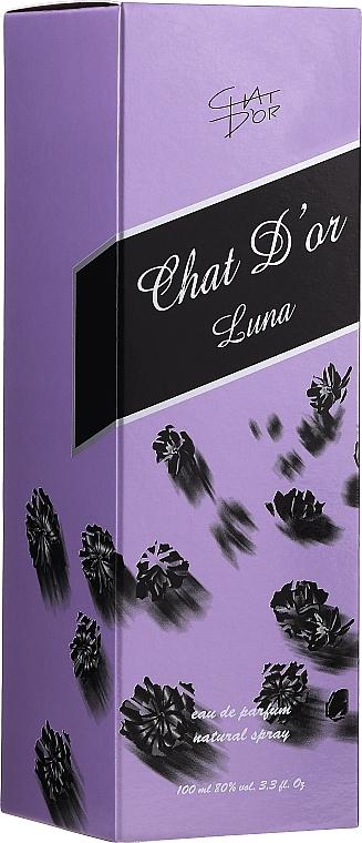 Chat D'or Luna - Parfumovaná voda — Obrázky N4