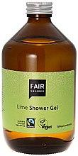"""Voňavky, Parfémy, kozmetika Sprchový gél """"Limetka"""" - Fair Squared Lime Shower Gel"""