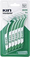 Voňavky, Parfémy, kozmetika Medzizubná kefka 0,9 mm - Kin Micro ISO 2