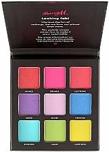 Voňavky, Parfémy, kozmetika Paleta očných tieňov - Barry M Eyeshadow Palette Neon Brights