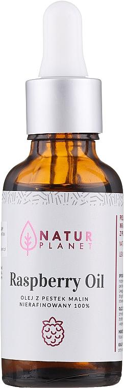 Olej z malinových semien - Natur Planet Raspberry Oil 100%