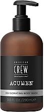 Voňavky, Parfémy, kozmetika Tonizačný sprchový gél - American Crew Invigorating Body Wash