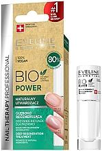 Voňavky, Parfémy, kozmetika Tužidlo na nechty - Eveline Cosmetics Nail Therapy Bio Power