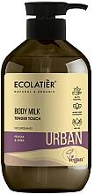 "Voňavky, Parfémy, kozmetika Mlieko na telo ""Feijoa a bambucké maslo"" - Ecolatier Urban Body Milk"