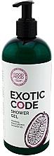 Voňavky, Parfémy, kozmetika Tropický hydratačný sprchový gél pre suchú a normálnu pokožku - Good Mood Exotic Code Shower Gel