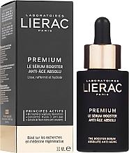 Voňavky, Parfémy, kozmetika Sérum proti vráskam - Lierac Exclusive Premium Serum Regenerant