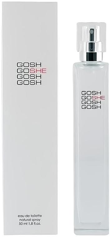 Gosh She - Toaletná voda — Obrázky N1