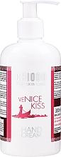 Voňavky, Parfémy, kozmetika Krém na ruky - Chiodo Pro Venice Kiss Hand Cream
