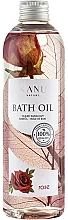 """Voňavky, Parfémy, kozmetika Olej do kúpeľa """"Ruža"""" - Kanu Nature Bath Oil Rose"""