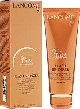 Voňavky, Parfémy, kozmetika Auto opaľovanie na telo - Lancome Flash Bronzer Body Gel