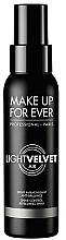 Voňavky, Parfémy, kozmetika Zmatňujúci fixačný sprej na make-up - Make Up For Ever Light Velvet Air Shine-Control Refreshing Spray