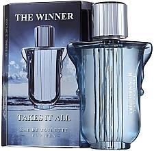 Voňavky, Parfémy, kozmetika Omerta The Winner Takes It All - Toaletná voda