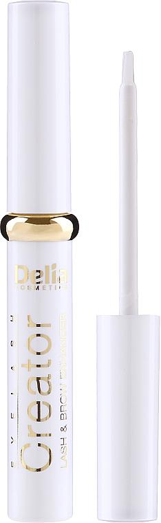 Kondicionér na rast obočia a rias - Delia Lash & Brow Enhancer Eyelash Creator