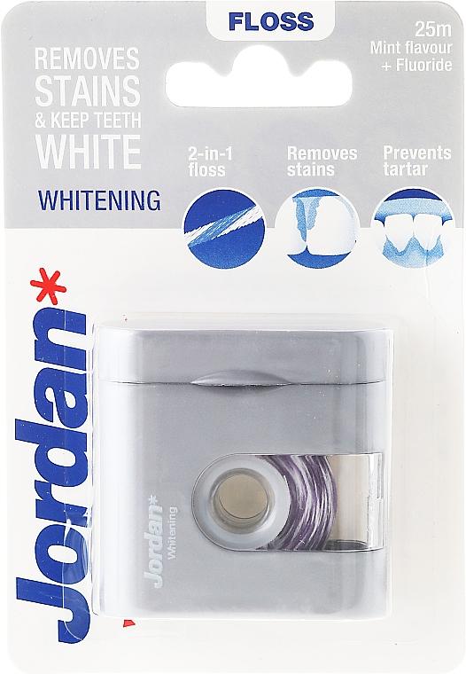 Zubná niť - Jordan Whitening Floss