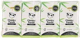 Voňavky, Parfémy, kozmetika Vreckovky z 100% bambusu - Cheeky Panda Classic Bamboo Pocket Tissue