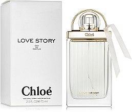 Voňavky, Parfémy, kozmetika Chloe Love Story - Parfumovaná voda (tester s viečkom)