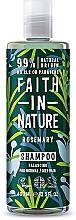 """Voňavky, Parfémy, kozmetika Šampón pre normálne a mastné vlasy """"Rozmarín"""" - Faith In Nature Rosemary Shampoo"""