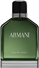 Voňavky, Parfémy, kozmetika Giorgio Armani Armani Eau de Cedre - Toaletná voda(tester s uzáverom)