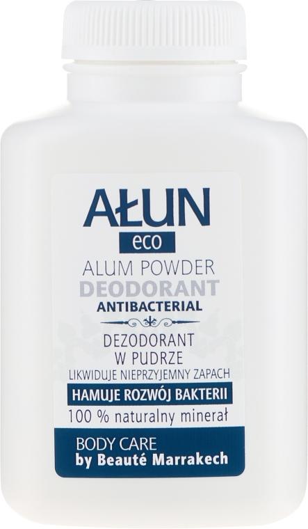 Prírodný antiperspiračný v práške Kamenec 100% - Beaute Marrakech Argan Black Liquid Soap