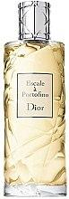 Voňavky, Parfémy, kozmetika Dior Escale a Portofino - Toaletná voda (Tester s vekom)