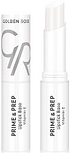 Voňavky, Parfémy, kozmetika Základ-primer na pery - Golden Rose Prime & Prep Lipstick Base